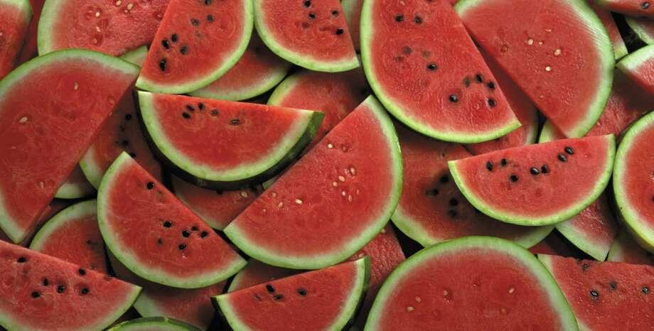 Watermelon is a summer favorite