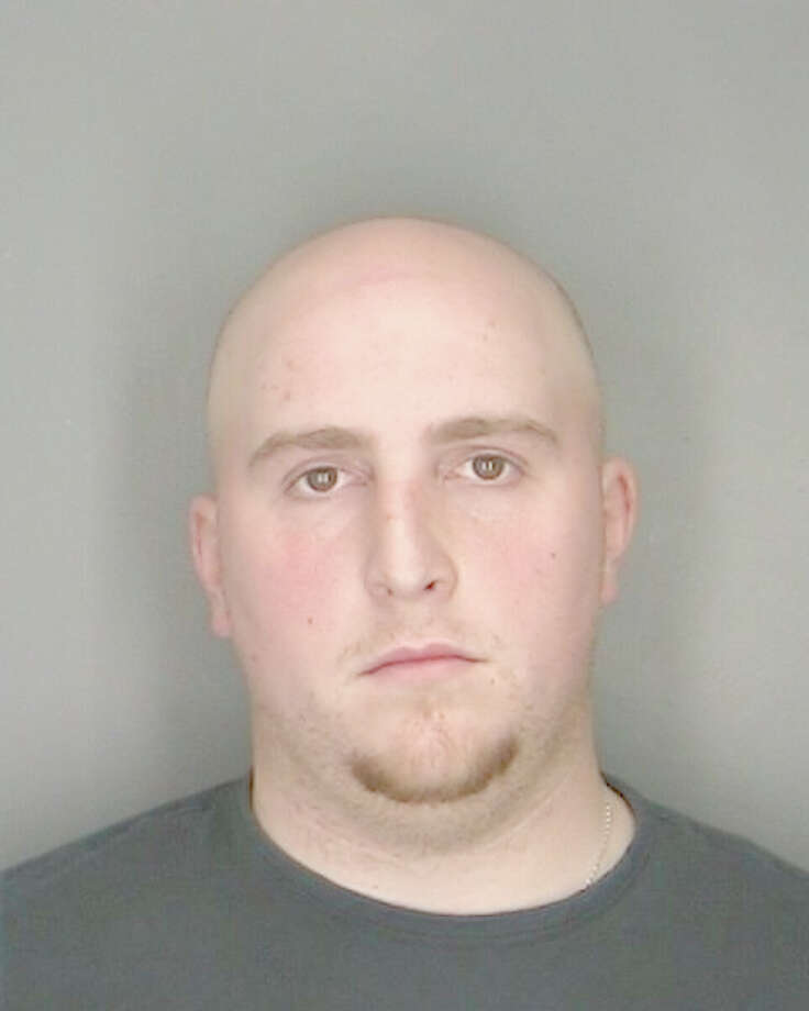 Ryan J. Sweeney, 23, of 473 Miller Road, East Greenbush (Rensselaer Police Department)