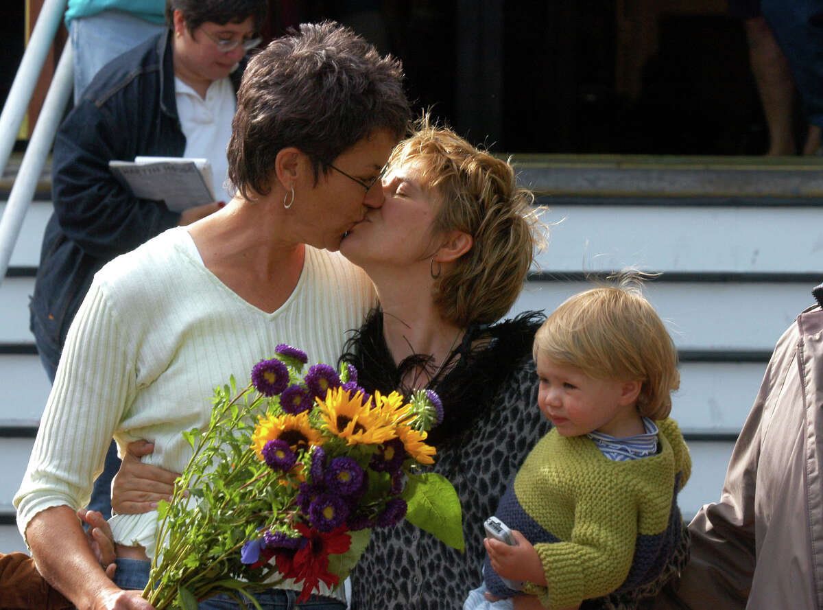 Provincetown, Mass., has the nation's highest percentage of same-sex female couple households.