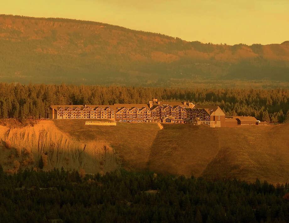 Suncadia Lodge. Photo: Courtesy Kennedy Wilson