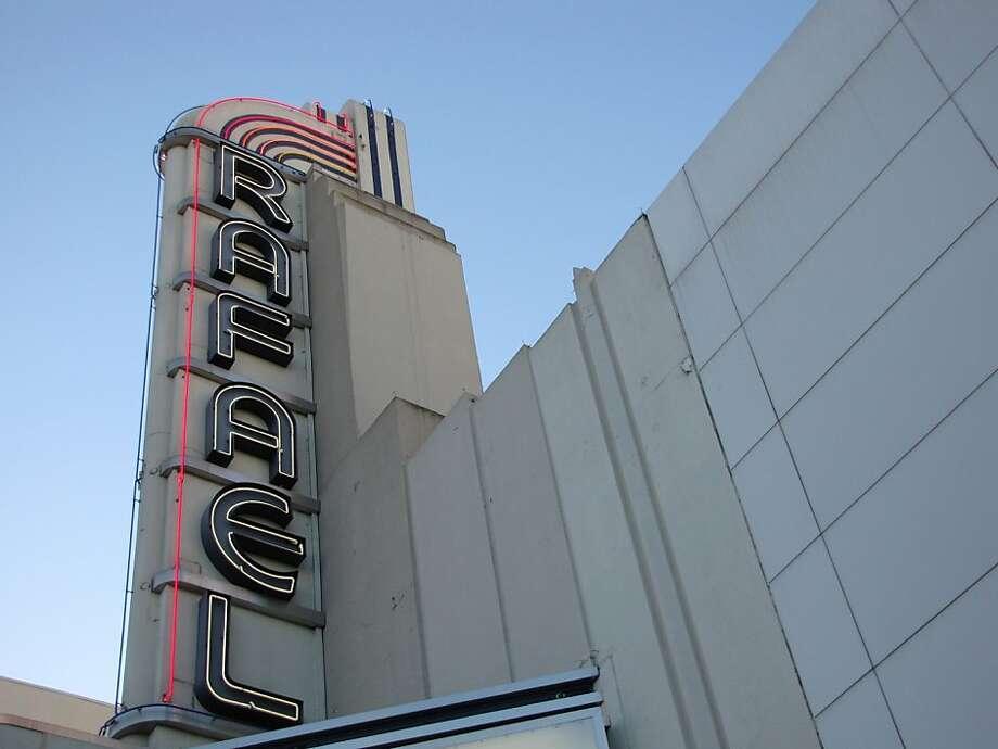 Christopher B. Smith Rafael Film Center in San Rafael Photo: Stephanie Wright Hession