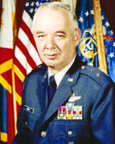 Kenneth (Skip) Dean Burns Major General USAF (Ret) (1930-2012) Photo: COURTESY / COURTESY OF THE FUNERAL HOME