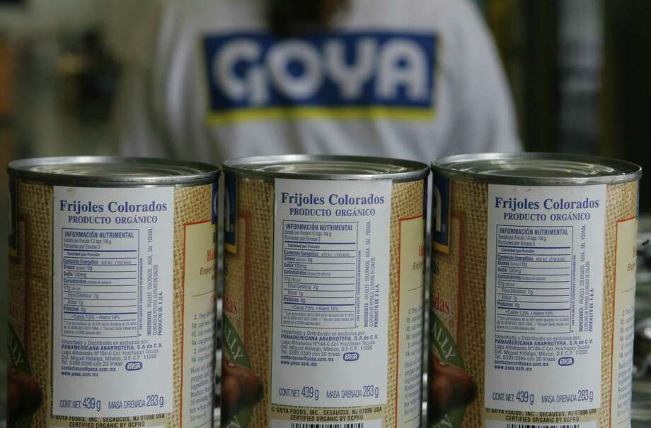 Goya Foods, based in Secaucus, N.J., plans a bean cannery in the Houston area. The Waller County site  is expected  to bring in 115 jobs. Photo: Steve Campbell / Houston Chronicle