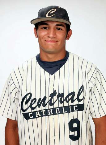 2012 All-Area baseball:   Marco Carreon, Central Catholic High School. Photo: JUANITO M GARZA, Express-News / San Antonio Express-News