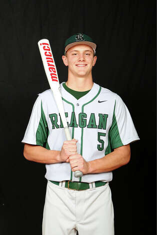2012 All-Area baseball:  Austin Hays, Reagan Photo: Express-News