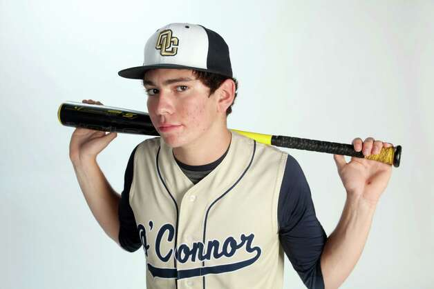 2012 All-Area baseball:   Mark Ecker, O'Connor High School Photo: JUANITO M GARZA, Express-News / San Antonio Express-News