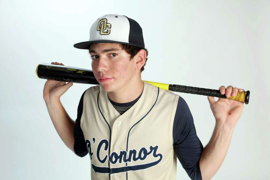 2012 All-Area baseball:   Mark Ecker, O'Connor High School, player of the year. Photo: JUANITO M GARZA, Express-News / San Antonio Express-News