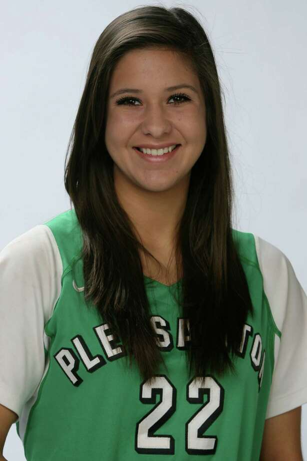 2012 All-Area softball: Emma Garcia, Pleasanton High School Photo: Julysa Sosa, Express-News / SAN ANTONIO EXPRESS-NEWS