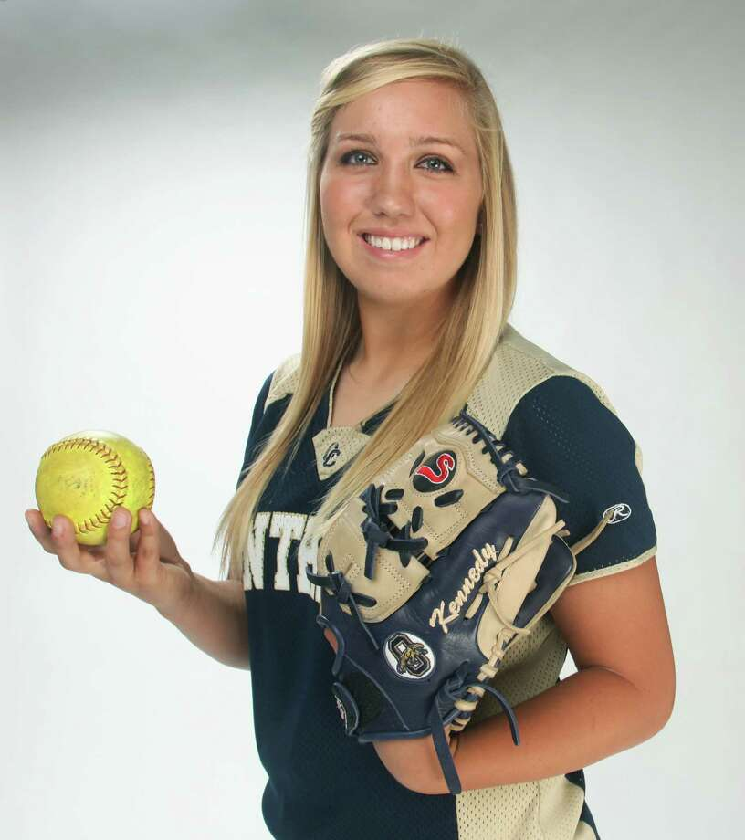 2012 All-Area softball: Kenedy Urbany,  O'Connor High School, player of the year Photo: JUANITO M GARZA, Express-News / San Antonio Express-News