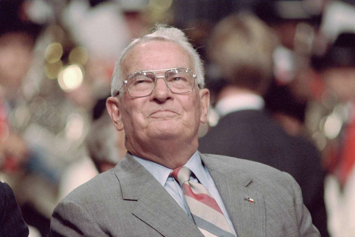 The GOP's breakthrough in Texas came in 1978 with the election of William P. Clements, the state's first Republican governor since Reconstruction.