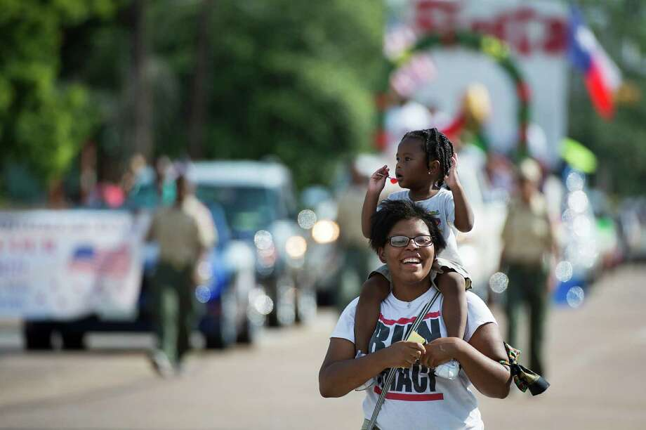 June (date TBA): The Juneteenth Celebration, an annual observance of the abolition of slavery in Texas, will be held at Miller Outdoor Theatre.  Photo: Smiley N. Pool, Houston Chronicle / © 2012  Houston Chronicle