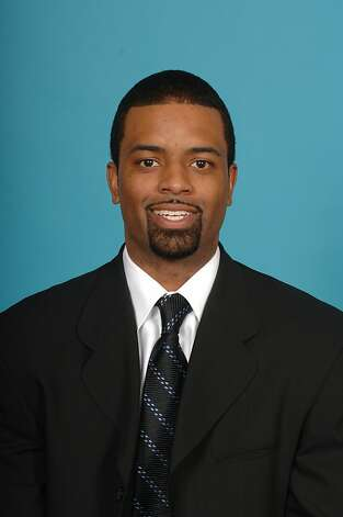 Wes Unseld Jr., Warriors assistant coach, 2011. Photo: Courtesy Golden State Warriors