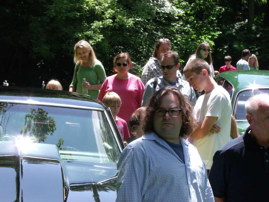 Were you seen at the Darien Car Show on Father's Day,  June 17, 2012? Photo: Todd Tracy / Connecticut Post