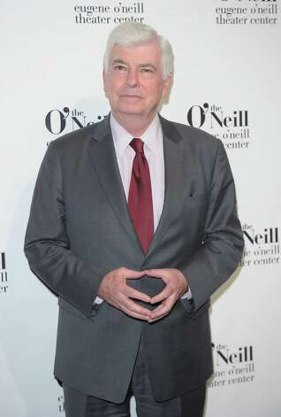 Former Connecticut Sen. Christopher Dodd attends the 12th Annual Monte Cristo Awards at The Edison Ballroom on April 16, 2012, in New York City. Dodd is now the head of the Motion Picture Association of America. (Photo by Michael Loccisano/Getty Images) Photo: Michael Loccisano, Getty Images / 2012 Getty Images