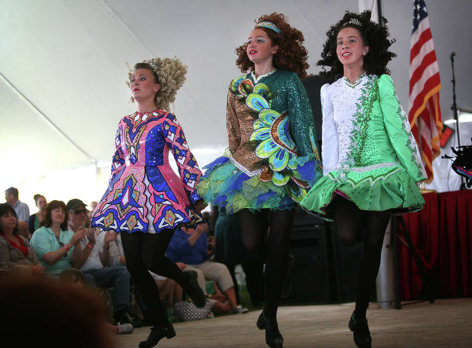 It's your luck! The 26th annual Fairfield County Irish Festival is Friday, Saturday, and Sunday. Find out more. Photo: Brian A. Pounds / Connecticut Post