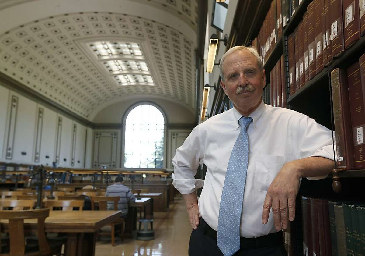 In a letter to faculty in April, University Librarian Tom Leonard proposed consolidating Berkeley's libraries.