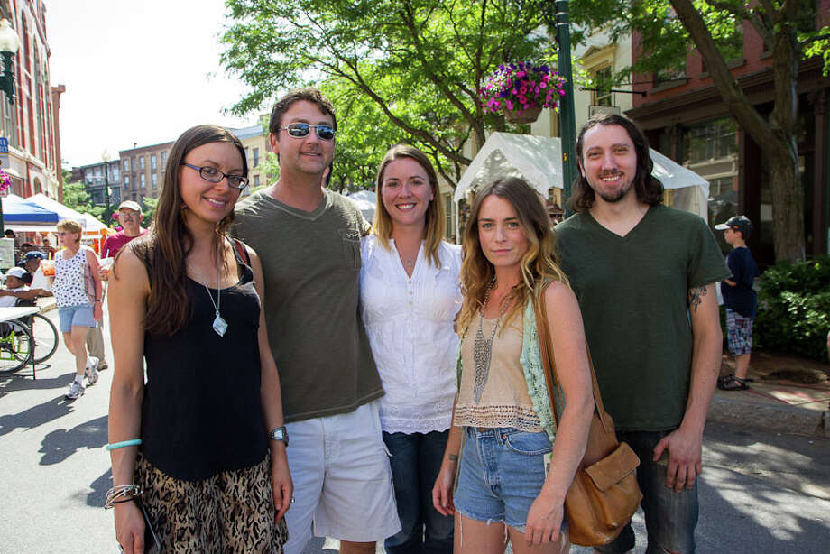 Were You Seen at Troy's Annual River Street Festival on Saturday, June 16, 2012? Photo: Brian Tromans