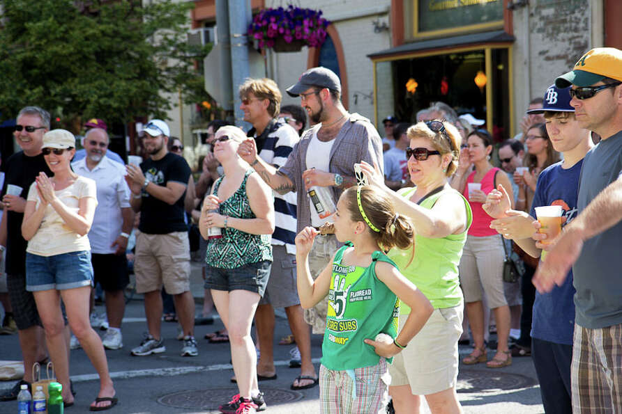 Were You Seen at Troy's Annual River Street Festival on Saturday, June 16, 2012?