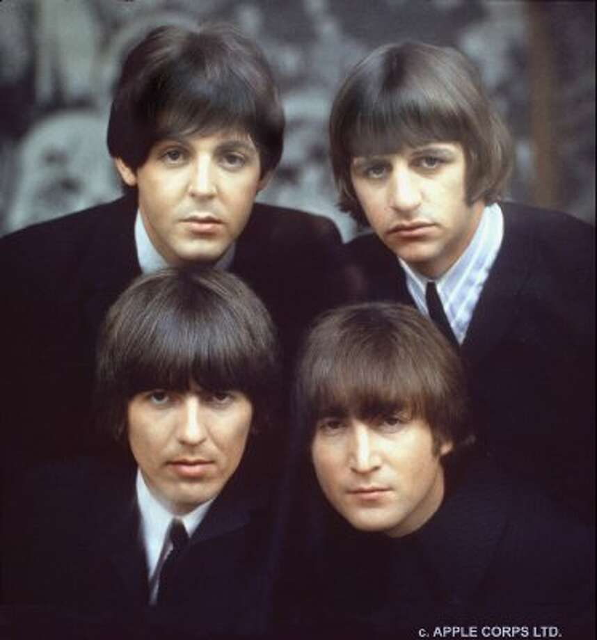 The Beatles in 1965. (ROBERT FREEMAN / ABC)