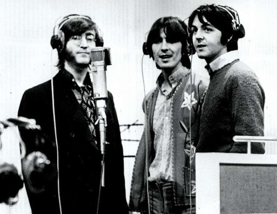 1968 -- probably recording The White Album.