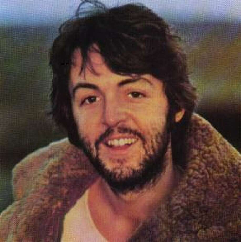 "The cover of MCCARTNEY, his first album from 1970, not a particular good album, but it has one masterpiece on it -- ""Maybe I'm Amazed."""