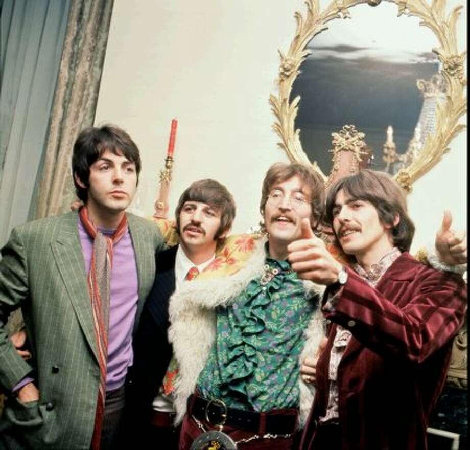 The Beatles in 1967. (APPLE CORPS LTD. / ABC)