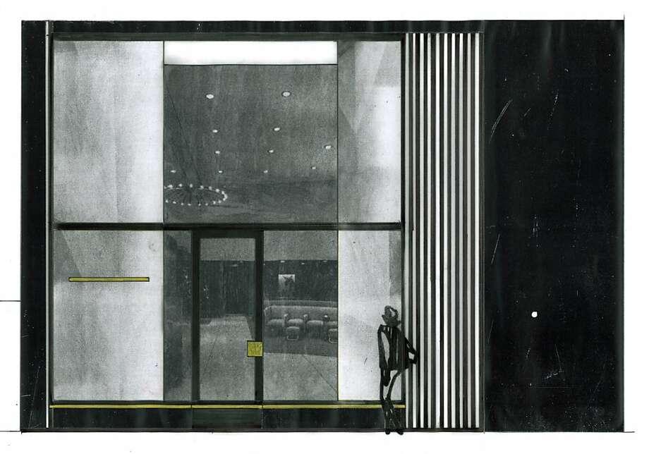 Katarina Burin's work is on display at Ratio 3. Photo: Ratio 3