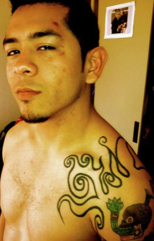 Uriel Landeros has been on the run since June (photo from his Facebook page). Photo: (Facebook)