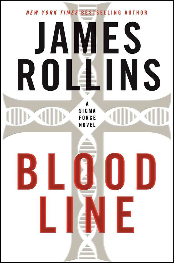 """Blood Line"" by James Rollins Photo: James Rollins"