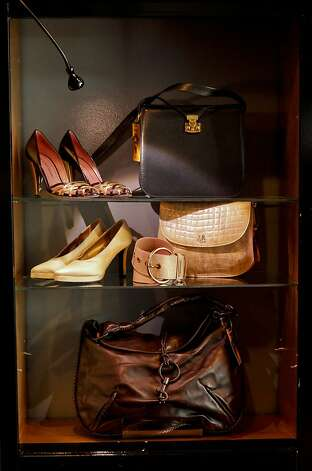 Some of the accessories offered at Sui Generis Illa Boutique are seen on Friday, April 15, 2011 in San Francisco, Calif. Photo: Russell Yip, The Chronicle
