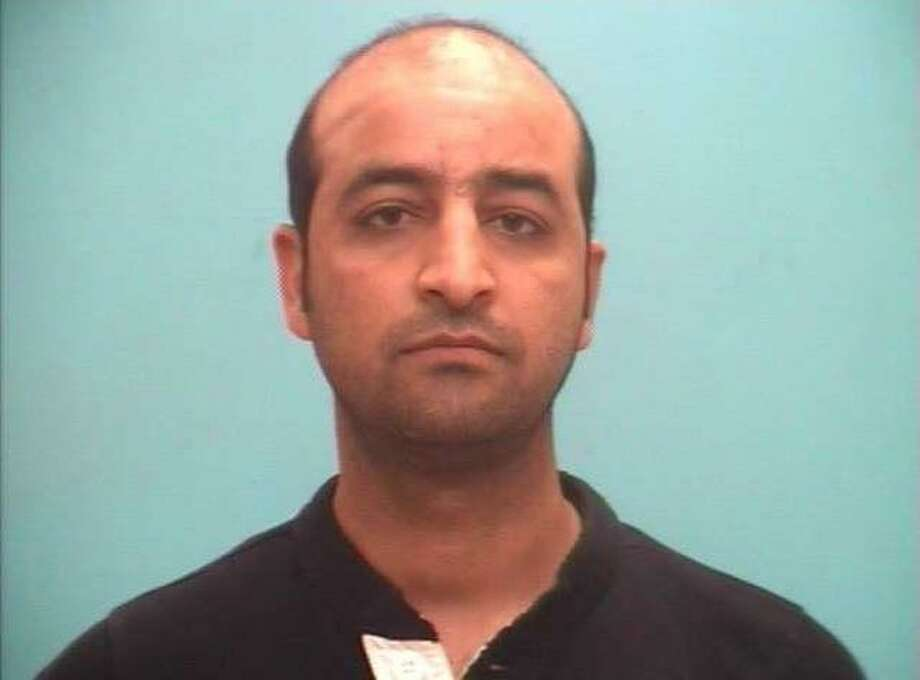 Kashif Hussen Shah Photo: Orange County Sheriff's Office
