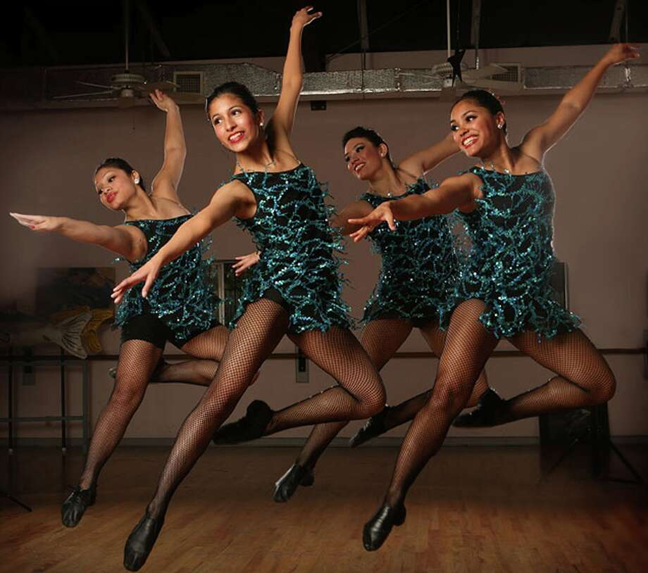 Dance troupe Pasion de San Antonio, a particpant in the June 27, 2012 installment of W-I-P at Jump-Start Theatre Photo: Courtesy Walter Iglesias