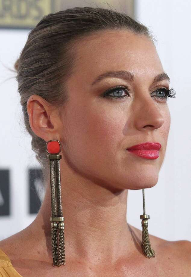 Actress Natalie Zea attends the Broadcast Television Journalists Association Second Annual Critics' Choice Awards at The Beverly Hilton Hotel on Monday. Photo: Frederick M. Brown, Getty Images For Critics Choice / 2012 Getty Images