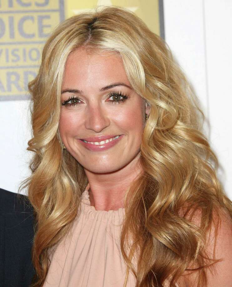 Cat Deeley attends the Broadcast Television Journalists Association Second Annual Critics' Choice Awards at The Beverly Hilton Hotel on Monday. Photo: Frederick M. Brown, Getty Images For Critics Choice / 2012 Getty Images