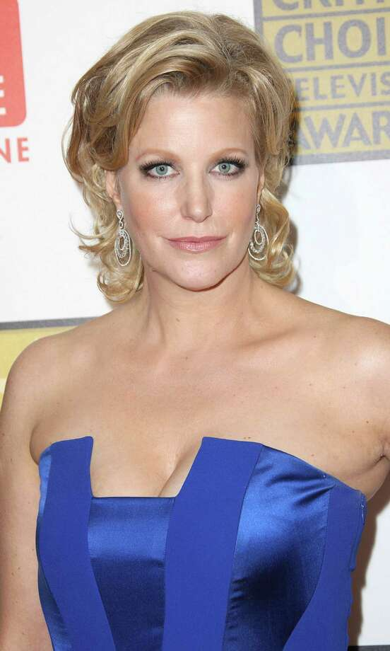 Actress Anna Gunn attends the Broadcast Television Journalists Association Second Annual Critics' Choice Awards at The Beverly Hilton Hotel on Monday. Photo: Frederick M. Brown, Getty Images For Critics Choice / 2012 Getty Images