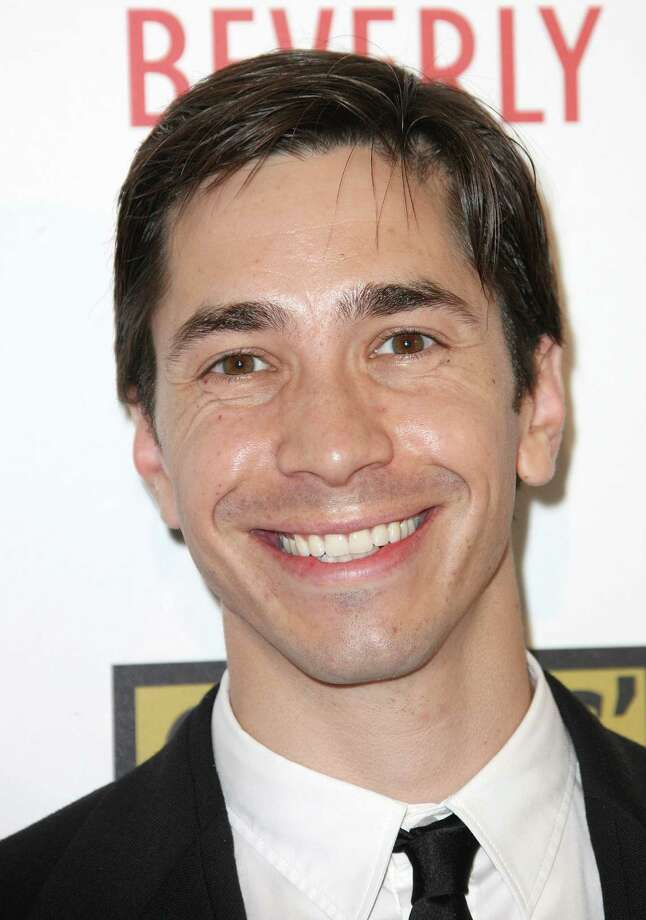 Actor Justin Long attends the Broadcast Television Journalists Association Second Annual Critics' Choice Awards at The Beverly Hilton Hotel on Monday. Photo: Frederick M. Brown, Getty Images For Critics Choice / 2012 Getty Images