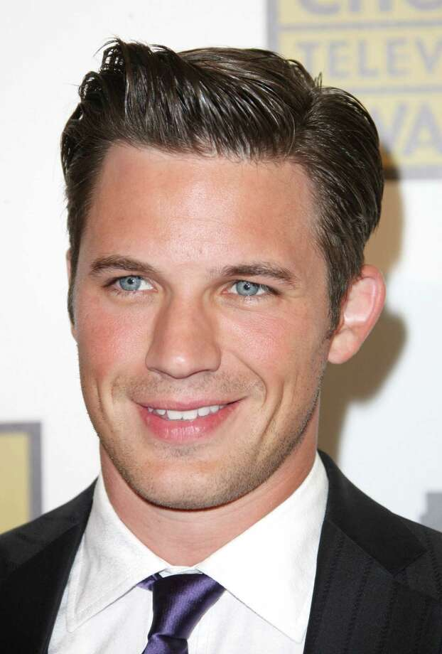 Matt Lanter attends the Broadcast Television Journalists Association Second Annual Critics' Choice Awards at The Beverly Hilton Hotel on Monday. Photo: Frederick M. Brown, Getty Images For Critics Choice / 2012 Getty Images