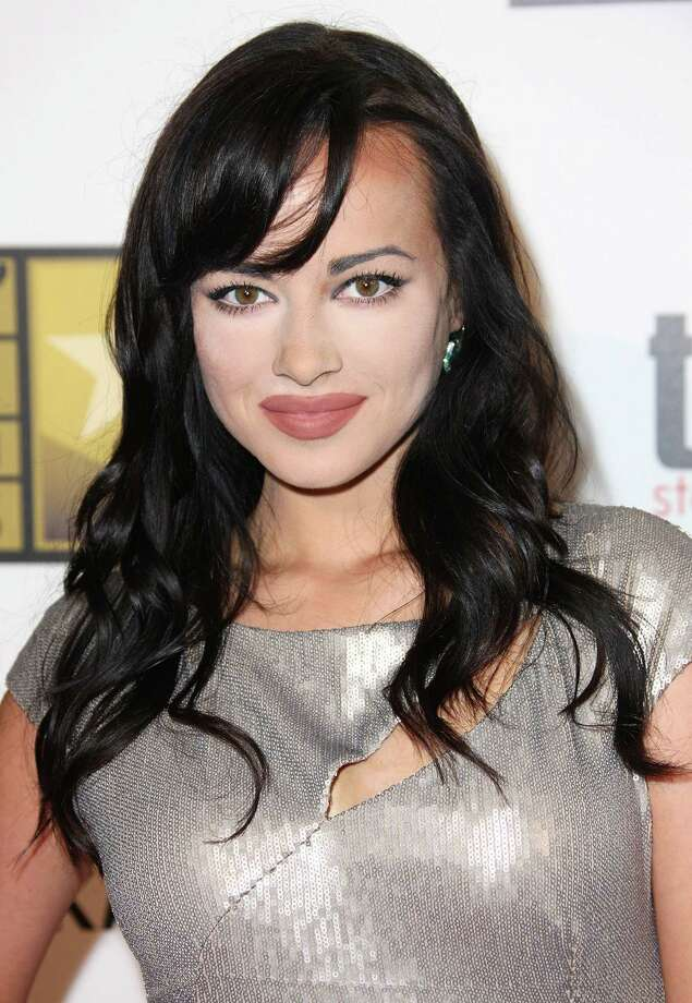 Actress Ashley Rickards attends the Broadcast Television Journalists Association Second Annual Critics' Choice Awards at The Beverly Hilton Hotel on Monday. Photo: Frederick M. Brown, Getty Images For Critics Choice / 2012 Getty Images