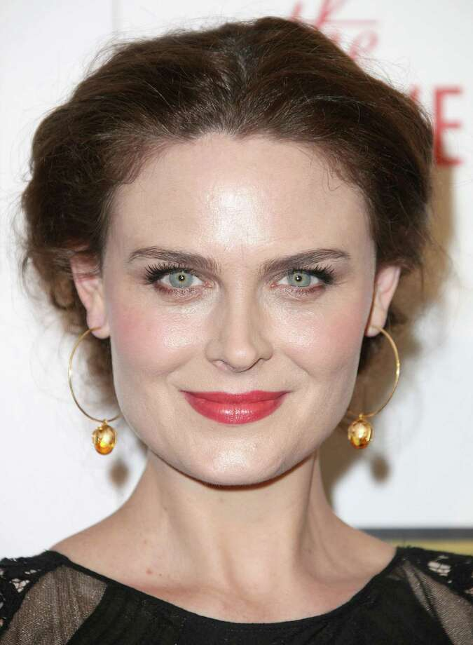 Actress Emily Deschanel attends the Broadcast Television Journalists Association Second Annual Critics' Choice Awards at The Beverly Hilton Hotel on Monday. Photo: Frederick M. Brown, Getty Images For Critics Choice / 2012 Getty Images