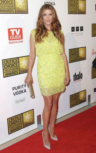 Actress Kate Walsh attends the Broadcast Television Journalists Association Second Annual Crit