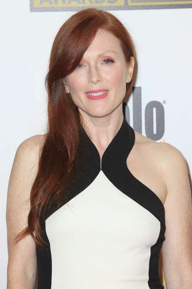Actress Julianne Moore attends The Critics' Choice Television Awards at The Beverly Hilton Hotel on Monday. Photo: Frederick M. Brown, Getty Images For Critics Choice / 2012 Getty Images