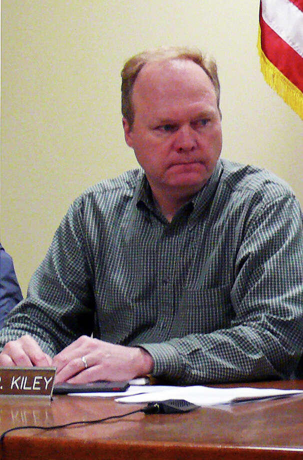 Board of Finance member Kevin Kiley is interested in taking James Walsh's seat on the Board of Selectmen. Photo: File Photo / Fairfield Citizen