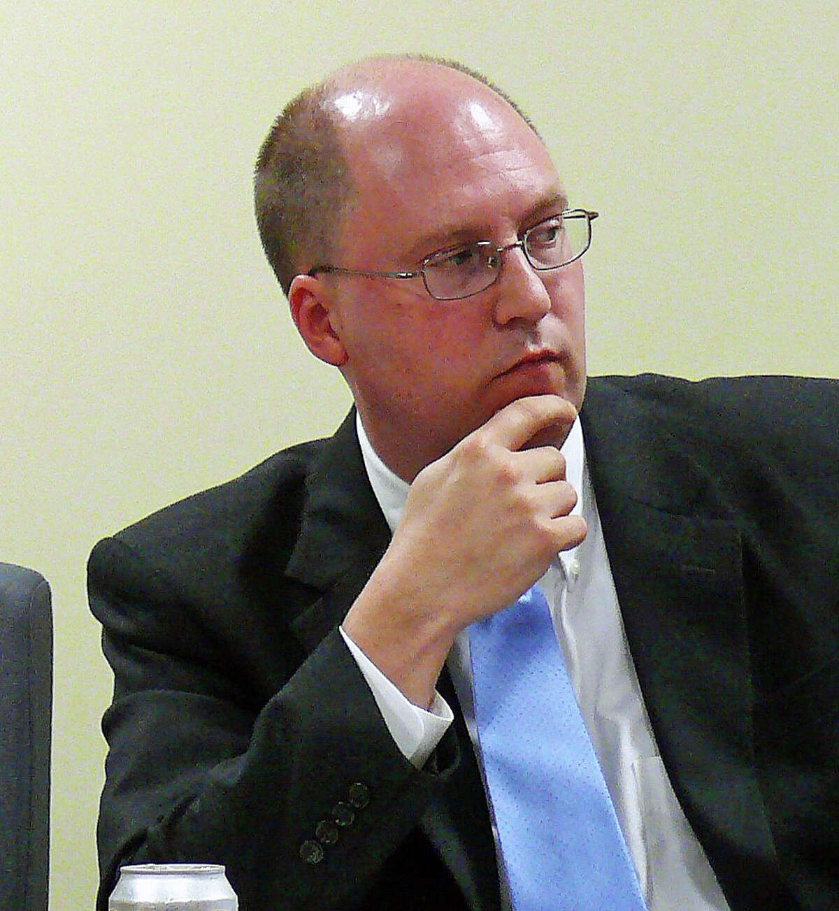 Board of Finance Vice Chairman Robert Bellitto, Jr. is interested in taking James Walsh's seat on the Board of Selectmen.