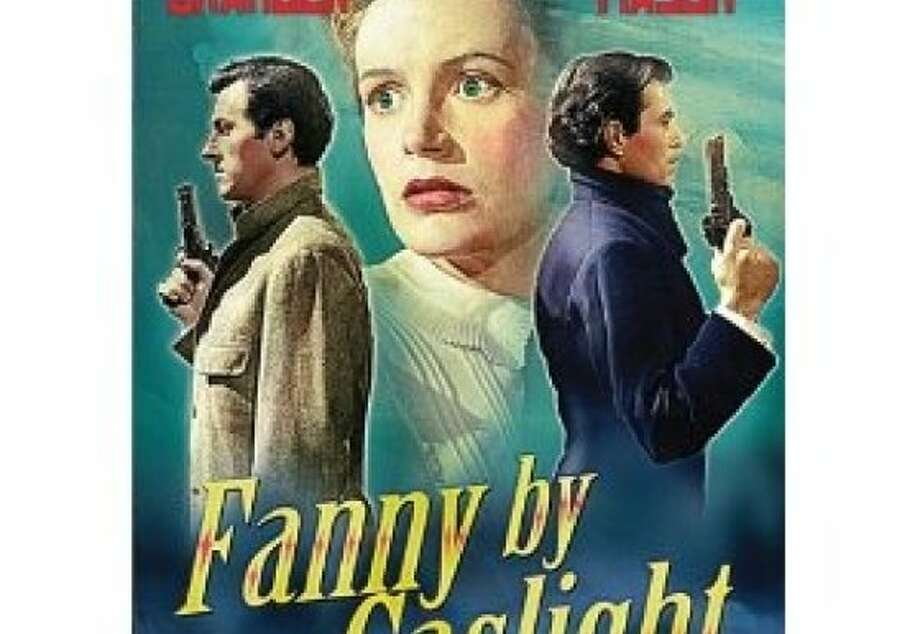 dvd cover FANNY BY GASLIGHT Photo: Rank Collection, Amazon.com