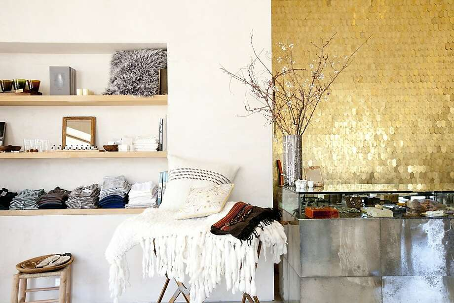 Erica Tanov:  added quoteThe store displays and designs are brilliant. Everything she sells, I want to own. And Erica is also a very compelling role model; as a designer she is original, totally authentic, and her work is beautiful and sensual on a very basic level.  (www.ericatanov.com) Photo: Mimi Giboin