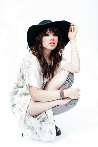 "Carly Rae Jepsen has a hit on her hands with the catchy ""Call Me Maybe."" Photo: Vanessa Heins"