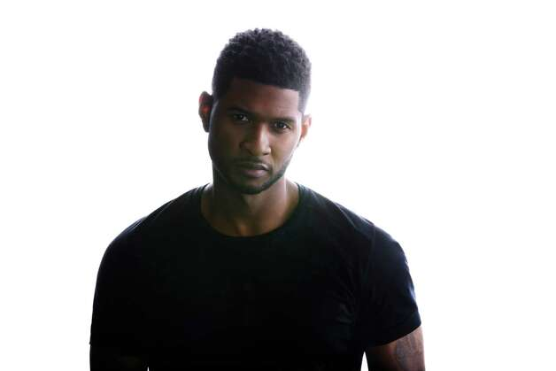 R&B and pop superstar Usher. Photo credit: Francesco Carrozzini Photo: Photo Credit: Francesco Carrozzi