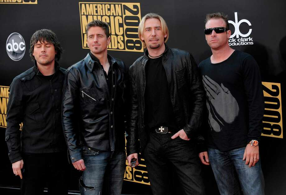 Nickelback: Click here and check.  (List: Buzzfeed, Photo: AP)