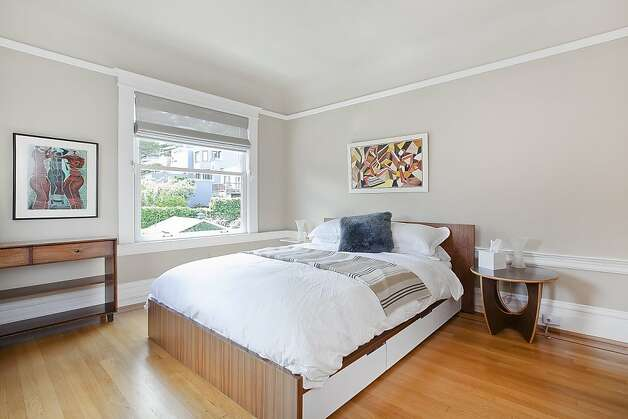 The second and third bedrooms are spacious. Photo: OpenHomesPhotography.com
