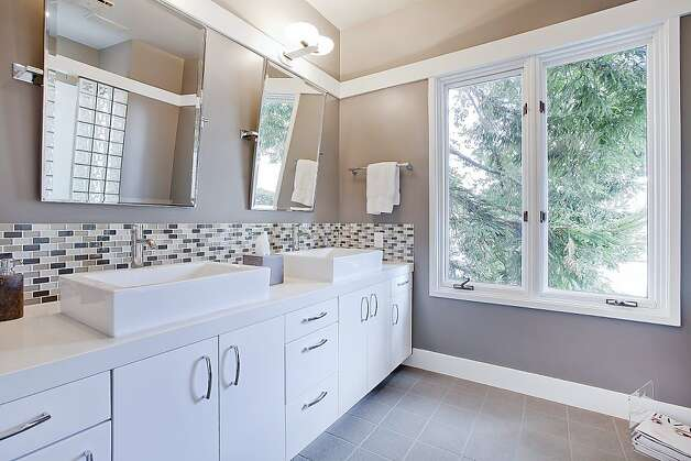 The home's two bathrooms have been recently remodeled. Photo: OpenHomesPhotography.com